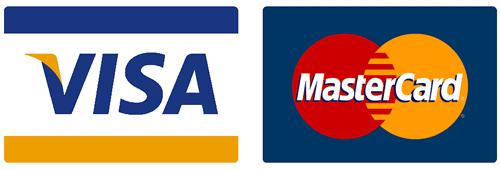 visa master card banner